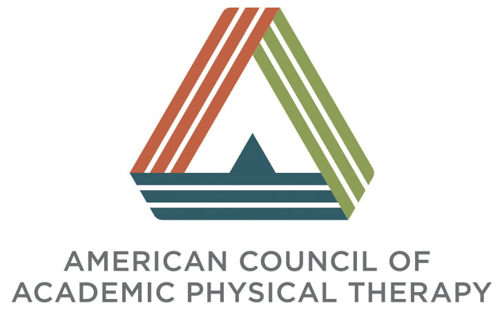American Council of Academic Physical Therapy logo