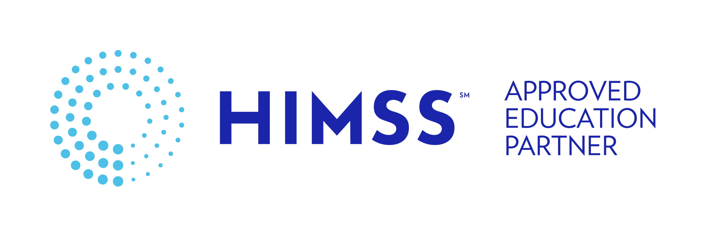 HIMSS Approved Education Partner Logo