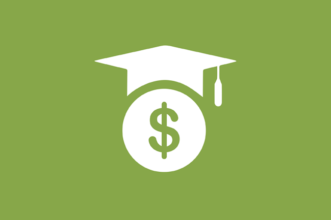 Tuition icon green