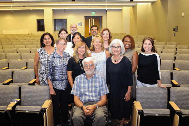 MUSC Division of Occupational Therapy Faculty at the seventh annual Maralynne D. Mitcham Lectureship