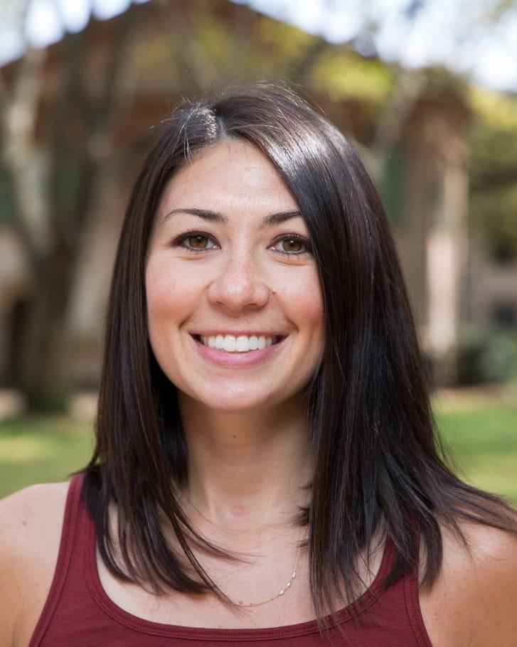 Michelle McLeod, Ph.D., ATC